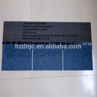 Lightweight 3 Tab roof shingle sheet