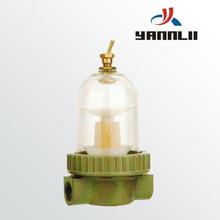 QSL-15 series Air filter pneumatic copper filter 1/2''
