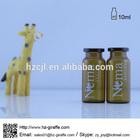 USP type I 10ml AK20-2250 sterile amber medical glass vial