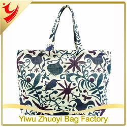 Custom shopping Tote Beach Bags Wholesale
