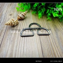 factory wholesale leather bag d ring buckle