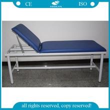 AG-ECC01 Economic back adjusted hospital durable ottoman sofa beds