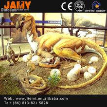 Artificial Resin Garden Dinosaur Statue for Sale