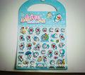 Doraemon de crianças adesivos educacionais