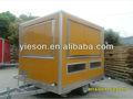 Puesto de comida/coche bebida soporte bebida ys-fv260 quiosco