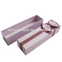 custom wrist watch/jewelry/bracelace paper gift box