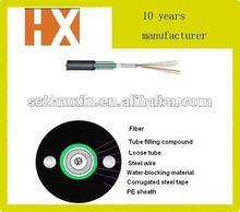 Nice Price GYXTW 2-12 Cores Fiber Optic Cable