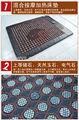 Aquecimento elétrico de massagem jade colchão de pedra/tapete/tapetesdecarro
