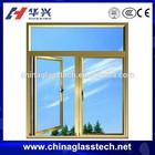 Durable size customized insulated aluminium alloy window frame
