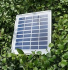 Customized design 250*180mm 12v 3w poly mini solar panel with aluminum frame