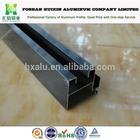 high quality powder coating aluminium profile for windows model 5008