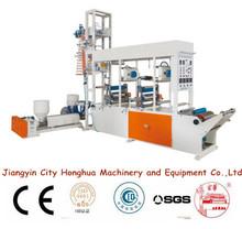 PE plastic film blowing gravure printing unit machine
