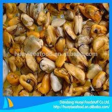 carni congelate cozze bollite tipi di frutti di mare nome
