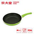 Poêle à frire alliage d'aluminium bon marché/ustensiles cuisine non collants