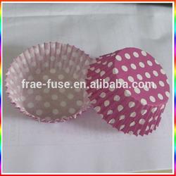 High Quality Food Grade Paper Cupcake