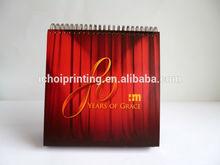 Promotional 2015 desk calendar