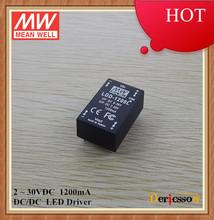 2014 hot sale original MEAN WELL DC DC 1200mA led power supply LDD-1200L