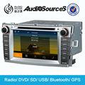 Audiosources toyota verso dvd de voiture gps avec 1.2 GHZ CPU soutien jeu iphone musique via usb