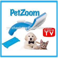 PET ZOOM BRUSH / Pet Grooming Brush/Pet Comb