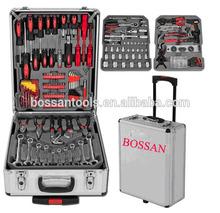 187pcs Metal Tool Box