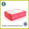 Wholesale shipping boxes pink