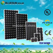 Best effeciency good quality Mono 250W solar water heating panel price