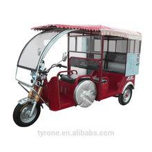 60V 1100W electric tricycle & electric rickshaw