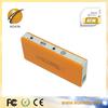 Newest design 12V multi-function emergency car battery pack portable power bank jump start JS04