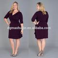 2014 frauen damenmode in großen größen großhandel plus size dress