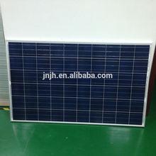 Top quality poly 250w solar panel