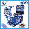 2014 hot sale arcade amusement sega arcade machine coin operated 3D sonic car racing game machine