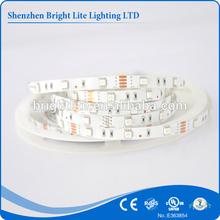 5050 Nonwaterproof IP20 30led/meter UL certificate smd 5050 30 rgb led strip light