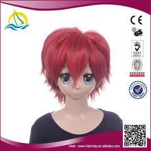 Factory price Heat synthetic Fiber wig mituna cosplay