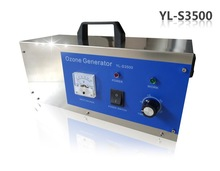 China supplier MFresh S3500 stainless steel water bath sterilizer with timer ozone output 3.5g/h