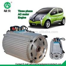48v / 72v AC motor for convertion car electric car convertion motor kit