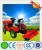 15 HP 4 drive Wheel Tractor hot supply from China to India