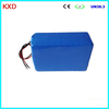 Li ion rechargeable 12v 60ah long life electric motorcycle battery