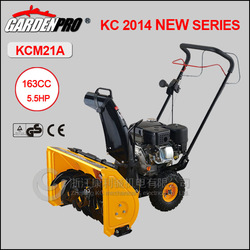 2014 NEW!!! ZONGSHEN 163cc Snow Thrower KCM21A