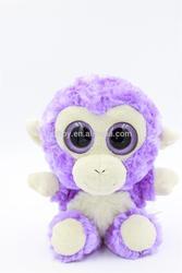 0.99-1.99$ 25cm soft stuffed soft plush magnet monkey