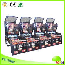 Luxury Lucky amusement arcade basketball game electronic