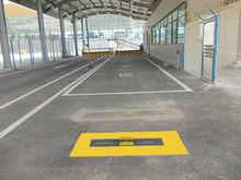 cars bomb detecting - under vehicle inspection system VS-UVSS-1F 2046 pixels color VS-UVSS-1F/CA2k