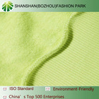 Shanshan wholesale 100% Polyester fleece / brust fabric for garment , clothes