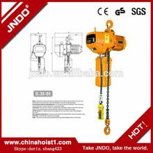 Hook Suspension type 0.5ton Electric Chain Hoist