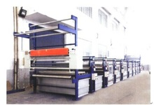 KD-360 six grooves carpet washing & drying machine
