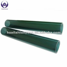eco-freindly colored borosil glass tubings wholesale