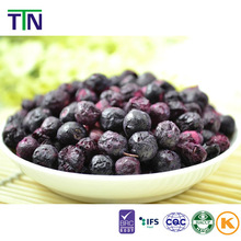 TTN Freeze Dried Fruits Prices Wholesale For Blueberries Whole Dried Blueberries