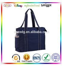 Royal Blue Travel Shoulder Bag/Beach Bag