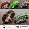 2015 new hot colorful wholesale paracord bracelet