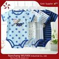 Mignon bébé vêtements de coton/design personnalisé vêtements pour bébés/vêtements bio pour bébé usine de porcelaine de gros