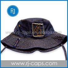 Custom Bucket Cap cowboy Bucket Cap High Quality Fashion Children Bucket Cap Wholesale